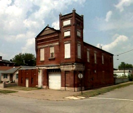 Historic And Former Louisville Firehouses By Mike Legeros