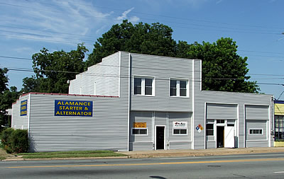 Historic north carolina firehouses database by mike legeros for Furniture burlington wa