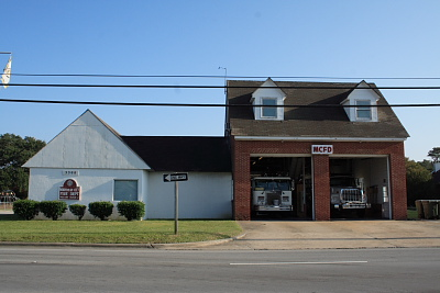 Craven / Carteret / Onslow County Former Fire Stations - Legerosmorehead city town