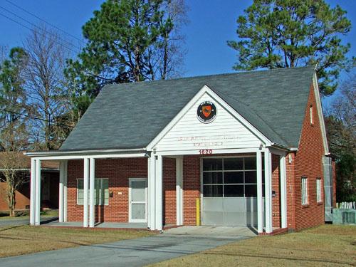 Historic North Carolina Firehouses Database By Mike Legeros