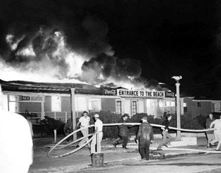 Historical Fire Department Photos Carteret County