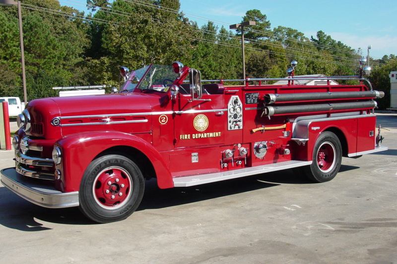 Lee Buick Gmc >> Cary Fire Department - Ikder Fire Apparatus