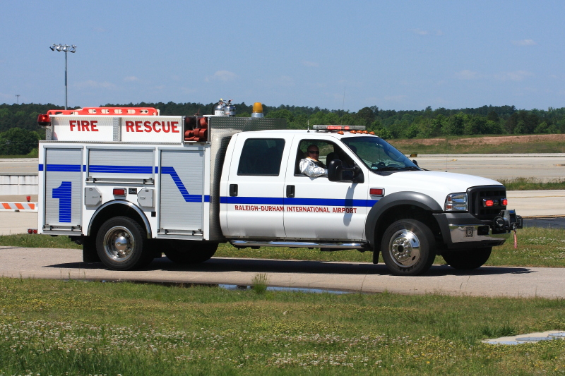 Raleigh-durham Airport Fire-rescue