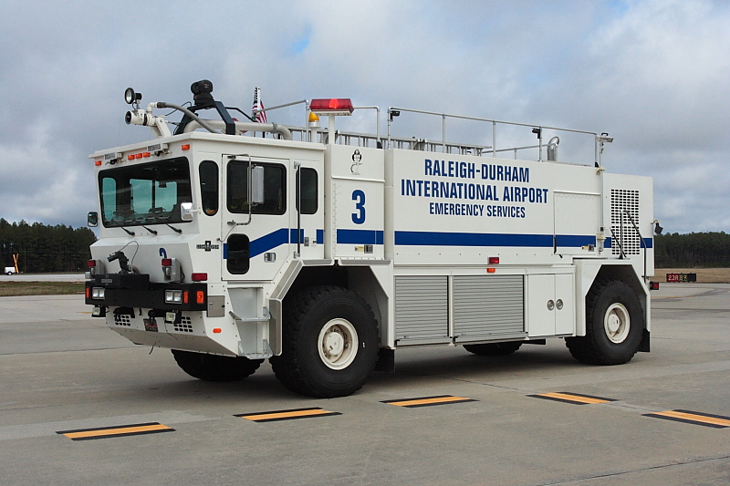 1990 Ford Truck >> Raleigh-Durham Airport Fire-Rescue - Fire Apparatus