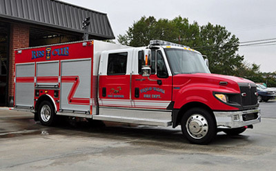 Fuquay-Varina's New Rescue - Legeros Fire Blog Archives ...