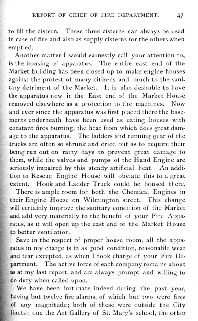 Legeros fire blog archives 2006 2015 said apparatus was all hand pulled and would have included the hook ladder companys 1872 service ladder truck the victor fire companys 1875 rumsey fandeluxe Image collections
