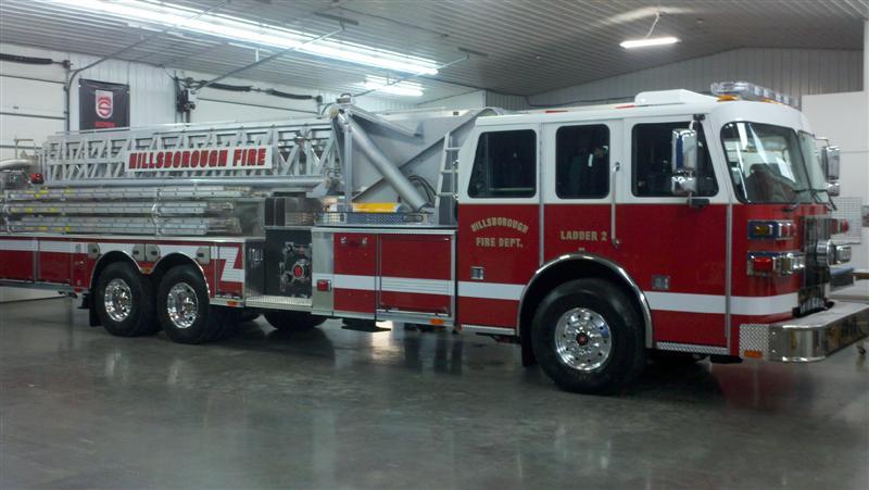 Hillsborough S New Ladder Truck Legeros Fire Blog Archives 2006 2015