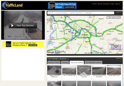 TrafficLand = Best Traffic Camera Site Ever - Legeros Fire Blog