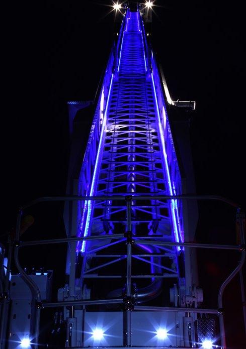 Led Rung Lighting On Aerial Apparatus Legeros Fire Blog