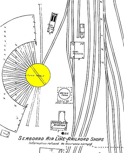 Raleigh's Railroad Turntable - Legeros Fire Blog Archives