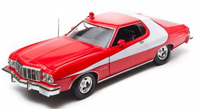 greenight 1 18 scale 1974 ford grand torino red white legeros fire blog archives 2006 2015. Black Bedroom Furniture Sets. Home Design Ideas