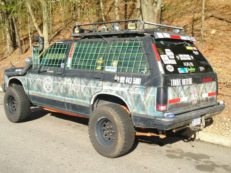 Loud Car Horn >> Zombie Response Vehicle - Legeros Fire Blog Archives 2006-2015