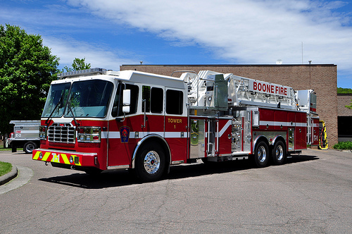 Boone's New Aerial Platform - Legeros Fire Blog Archives ...