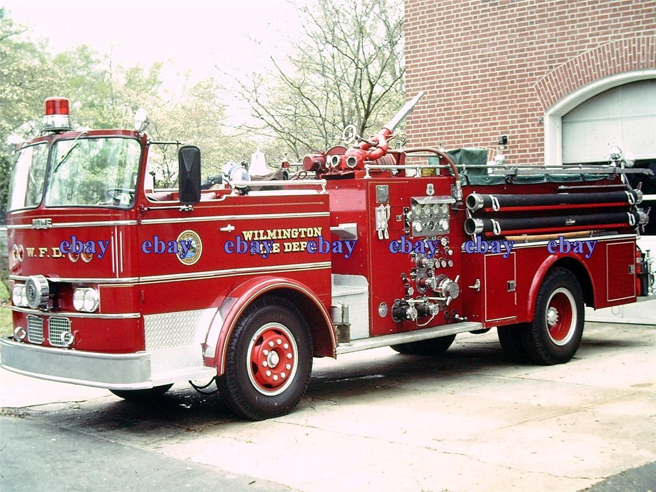 UPDATED: Vintage Wilmington Engines - Legeros Fire Blog Archives ...