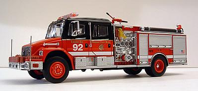 Freightliner Las Vegas Nv >> Die-Cast Fire and Emergency Vehicles - Modern Pumpers