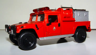 Die Cast Fire And Emergency Vehicles Wild Land