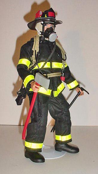Rescue Hero Cake Image