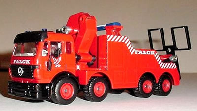 Die-Cast Fire and Emergency Vehicles - Cranes and Wreckers